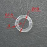 12. Протекторное термокольцо  Ø 10 мм